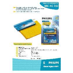 PHILIPS - Produto Limpeza SBCAC200/00*