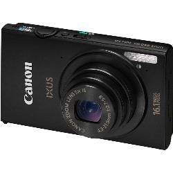 CANON - Ixus 240 HS BLACK 6025B006AA