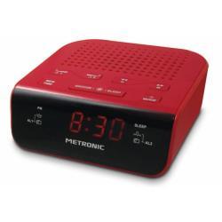METRONIC - Rádio Alarme Vermelho 477011