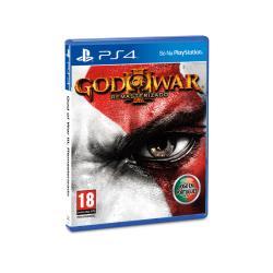 Playstation - Jogo PS4 GOD OF WAR 3 REMASTERIZADO