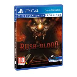 PLAYSTATION-Jogo PS4/PSVR UNTIL DAWN RUSH OF BLOOD