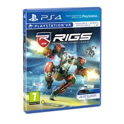 PLAYSTATION-Jogo PS4/PSVR RIGS MECHANIZED COMBAT L