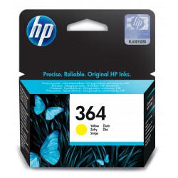 HP - Tinteiro Amarelo nº364 CB320EE