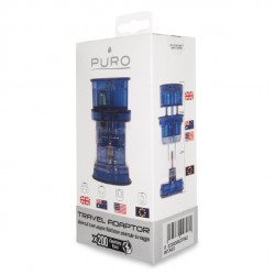 PURO - Adaptador World Travel WTA03