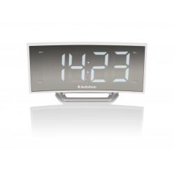 56a51da7052 AUDIOSONIC - Rádio Relógio Curvo CL-1494