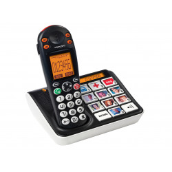 TOPCOM - Telefone s/ fios SOLOGIC B-935