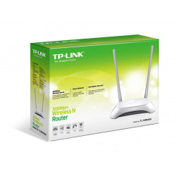 TP-LINK - Wireless N Router TL-WR840N
