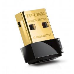 TP-LINK - Adaptador Nano USB WiFi TL-WN725N