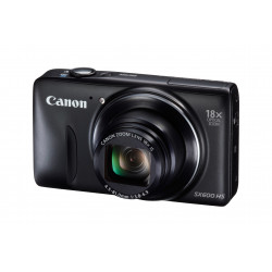 CANON - Camara Fotog. POWERSHOT SX600 HS BLK