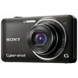 Sony DSCWX5B Cybershot Digital Camera - Black