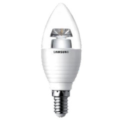 SAMSUNG - Lamp. ClassicB 3,2 W SI-A8W031180EU