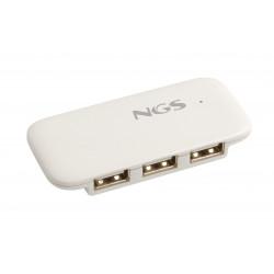 NGS - Hub USB2.0 4 Portas s/ Alim. IHUB4
