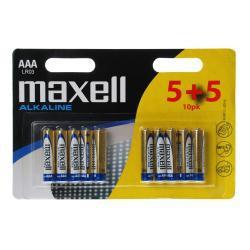 MAXELL - Pilha LR03 10PK (5+5) 790254.00.CN