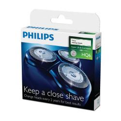 PHILIPS - Pack de 3 cabeças de corte Series HQ6/5