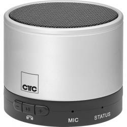CTC - Coluna Bluetooth BSS 7006 Cinza