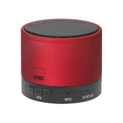 CTC - Coluna Bluetooth BSS 7006 Vermelho