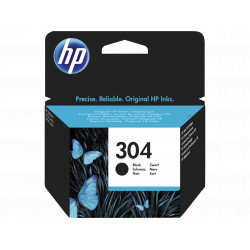 HP - Tinteiro Preto 304 N9K06A