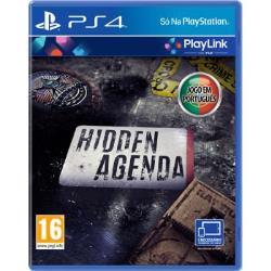 PLAYSTATION-Jogo PS4 PlayLink HIDDEN AGENDA 993569