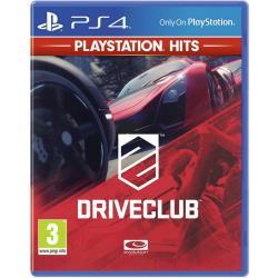 PLAYSTATION - Jogo PS4 DRIVECLUB HITS