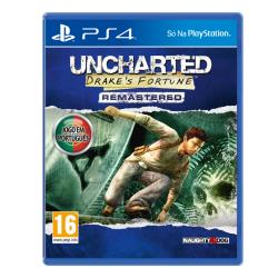 PLAYSTATION -Jogo PS4 UNCHARTED: DRAKE`S FORTUNUNE