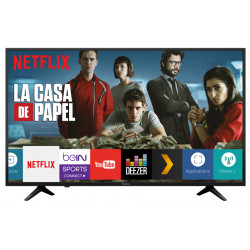 HISENSE - LED Smart TV 4K 43A6140