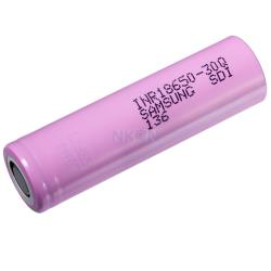 SAMSUNG - Pilhas INR18650-30Q 3000mAh - 15A