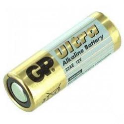 GP - Pilhas alcalinas 12V Comando GP23A Blister 5