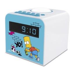 METRONIC - Rádio Despertador Simpsons 477443