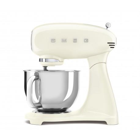 Robot de Cozinha Smeg Série Anni50 - Creme - SMF03CREU