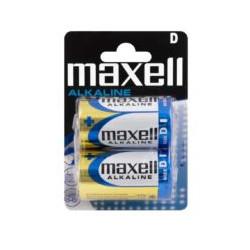MAXELL- Pilha AL.1,5V LR20(D)BL2 774410.04.EU
