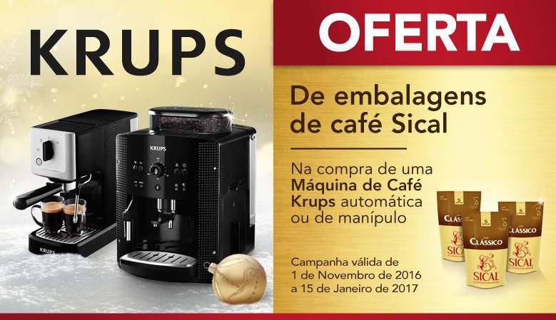 KRUPS - CAFÉ