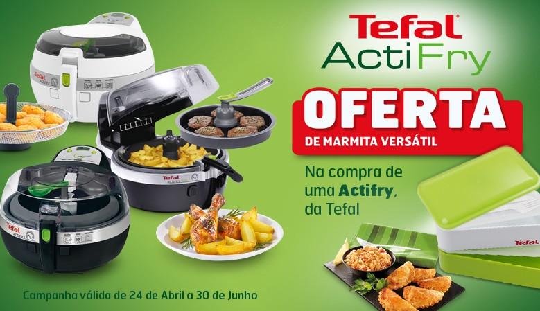 Oferta Marmita - Actifry
