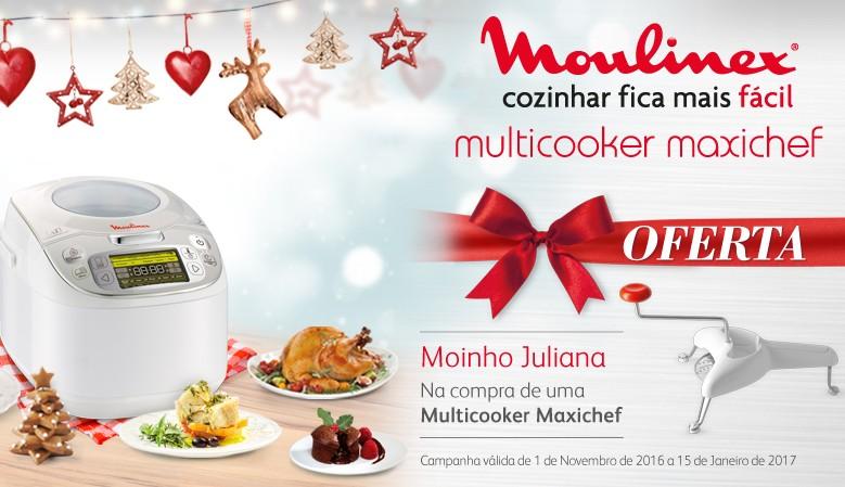 MOULINEX - Multicooker