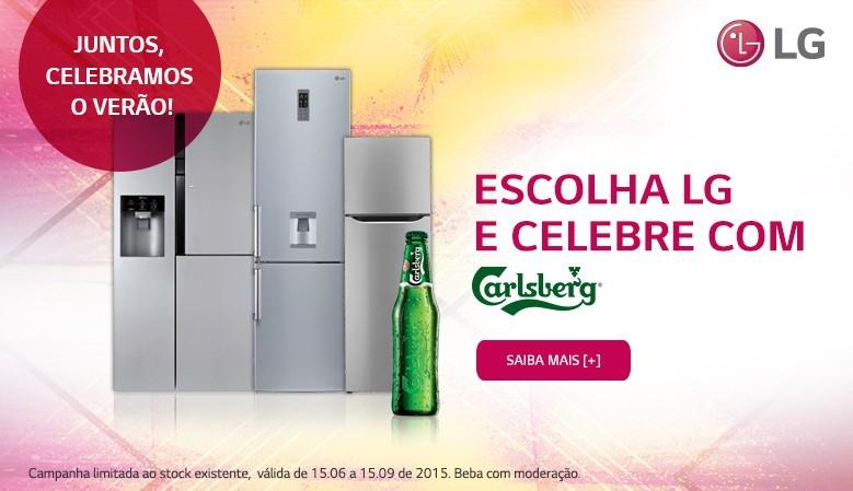 Campanha LG Carlsberg
